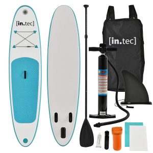 Stand up paddle gonflable Intec 10'