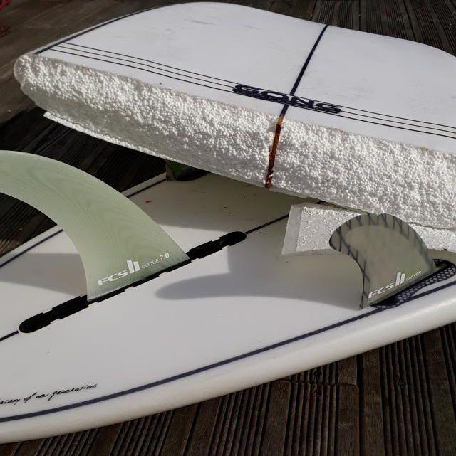 Quel est le meilleur kit de réparation surf ? comparatif 2020