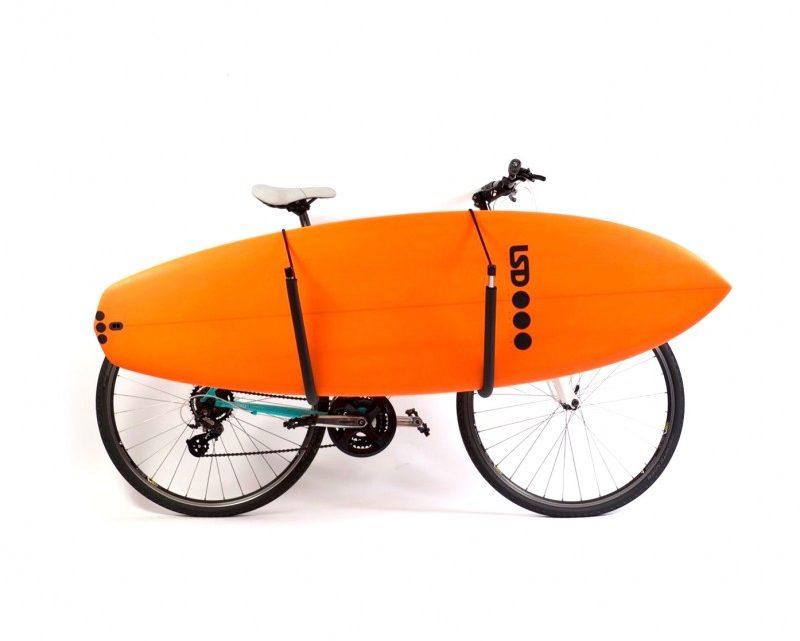 Les Meilleurs Supports de Planche de Surf pour Vélo
