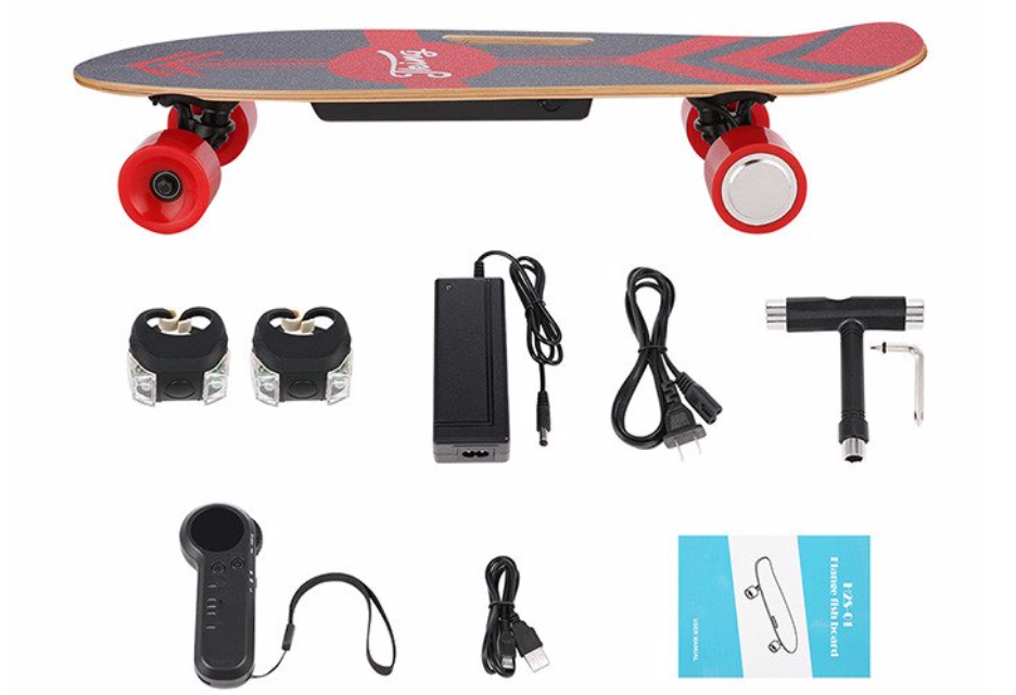 e-Fring Skate